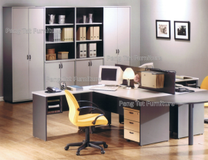 Standard Furniture in 2-tone grey colour